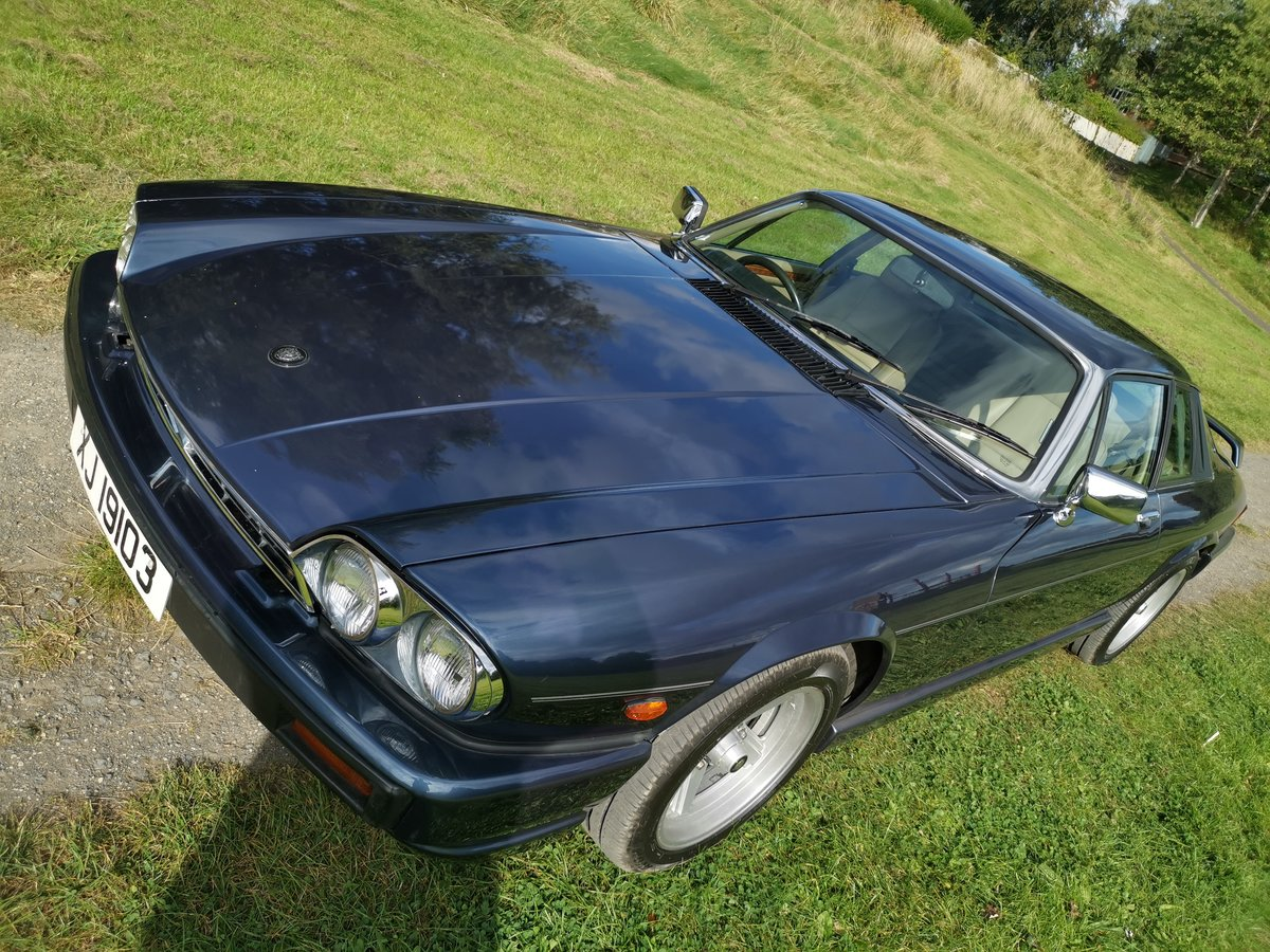 1989 Stunning completely original low miles xjs v12 For Sale (picture 2 of 6)