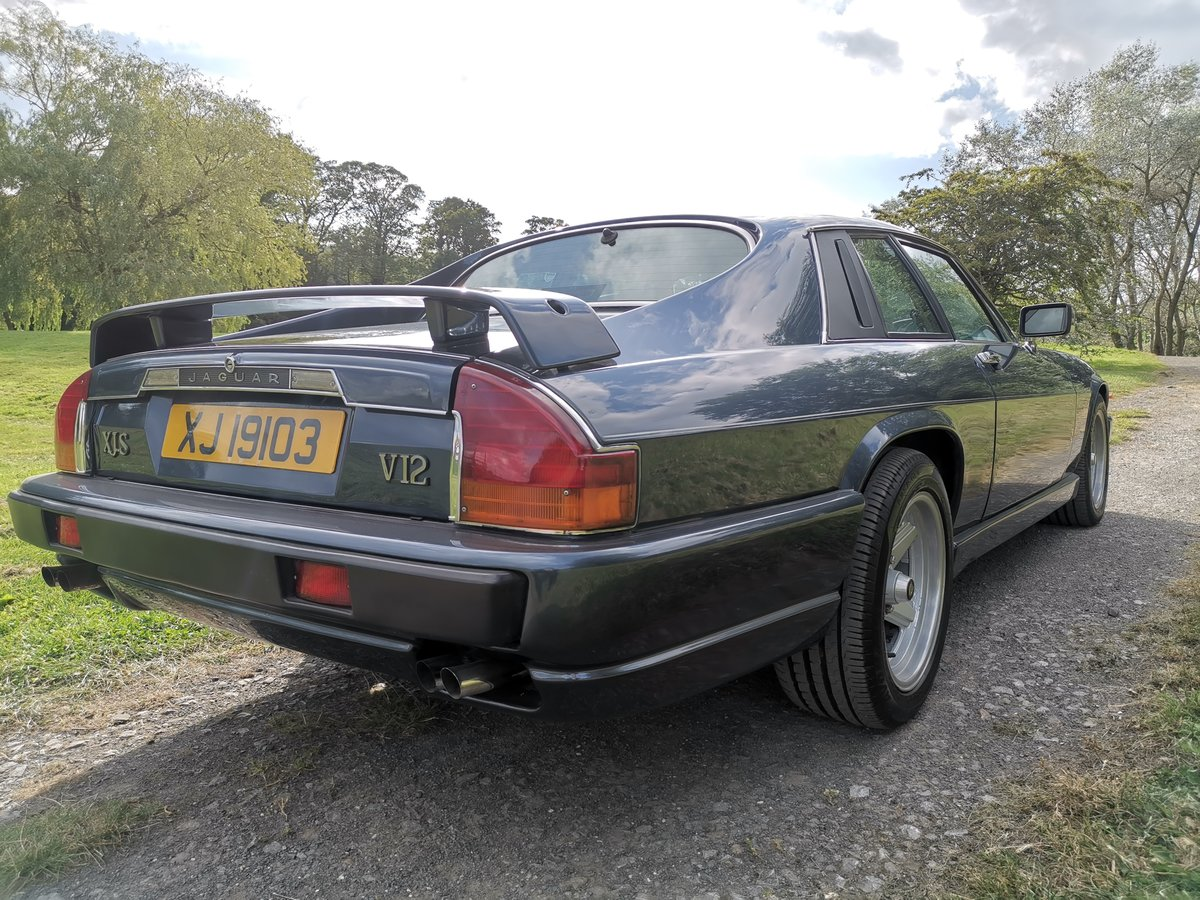 1989 Stunning completely original low miles xjs v12 For Sale (picture 4 of 6)