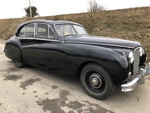 1954 Jaguar MK7 3.4 Saloon - Man +O/D ~ LHD SOLD