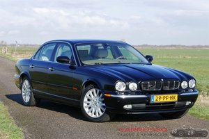 Jaguar XJ8 4.2 X350 Beautiful car