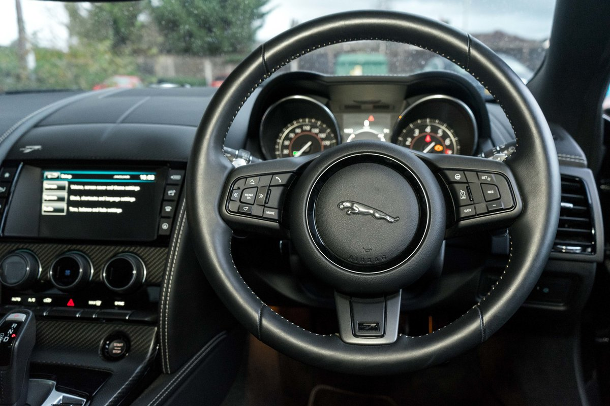 F Type Project 7 2015 with delivery miles For Sale (picture 4 of 6)