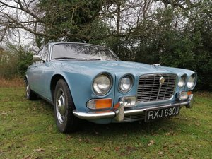 1971 Jaguar xj6 series 1 manual 2.8