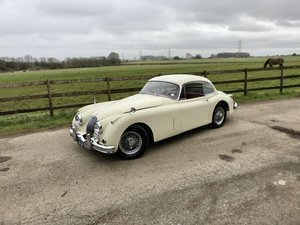 1960 Jaguar XK150 Manual RHD For Sale