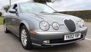 2002 Jaguar S Type 3.0 Litre V6 SE Automatic 41,195 Miles For Sale