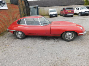 1970 JAGUAR E TYPE UK RHD CAR For Sale