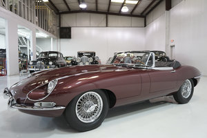 1967 Jaguar E-Type I Series 4.2 Litre Roadster