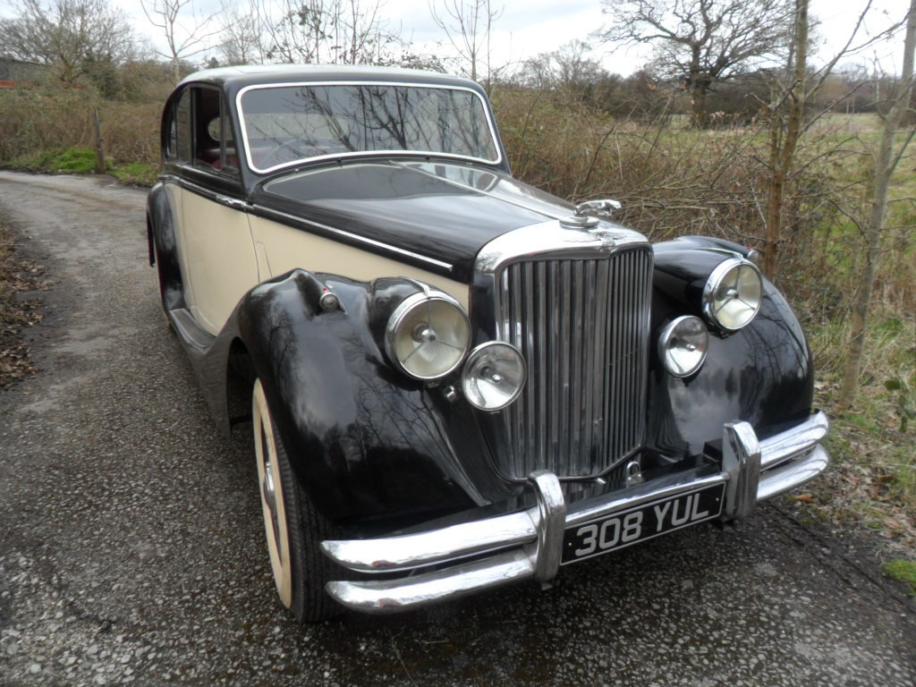 1951 jaguar mk5 For Sale (picture 1 of 4)