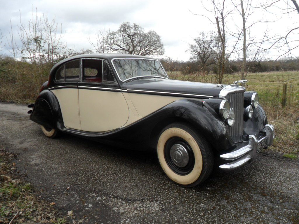1951 jaguar mk5 For Sale (picture 3 of 4)