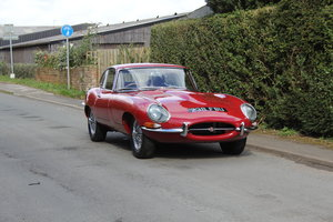 1963 Jaguar E-Type Series One 3.8 FHC Very Original, Matching Nos