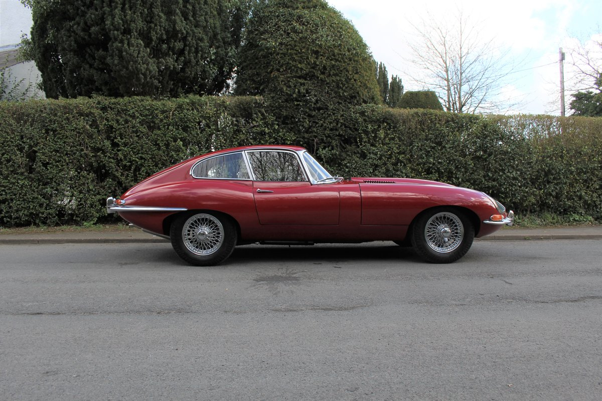 1963 Jaguar E-Type Series One 3.8 FHC Very Original, Matching Nos For Sale (picture 7 of 18)