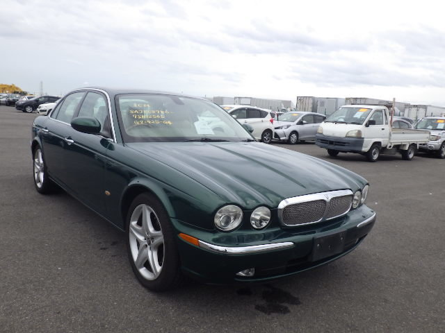 2007 Jaguar X356 Executive 4.2 V8 58k miles only For Sale (picture 1 of 6)
