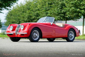 1954 Excellent Jaguar XK120 SE OTS (LHD) For Sale