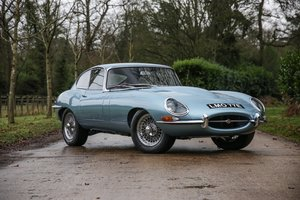 1965 Jaguar E-Type 4.2 Series 1Coupe For Sale