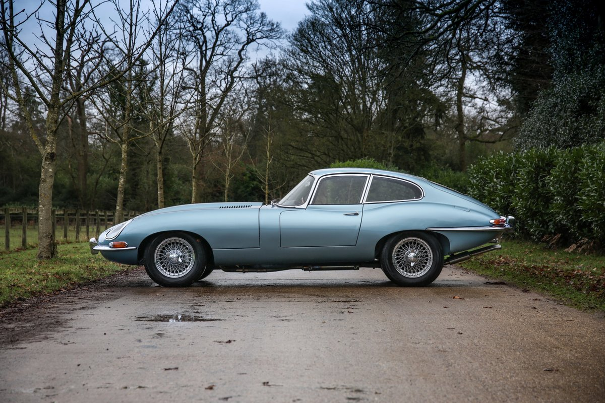 1965 Jaguar E-Type 4.2 Series 1Coupe For Sale (picture 6 of 23)