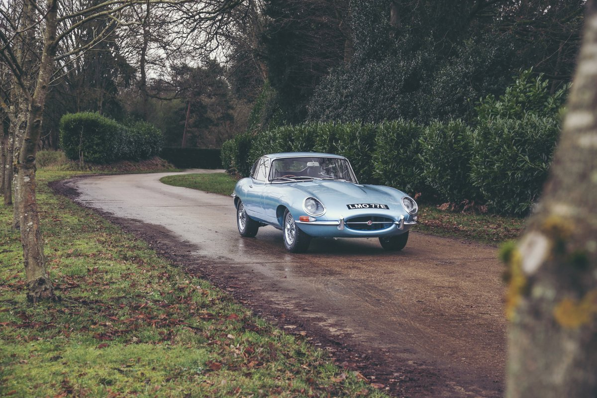 1965 Jaguar E-Type 4.2 Series 1Coupe For Sale (picture 21 of 23)