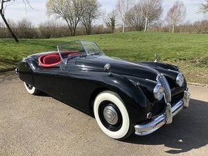 Picture of 1956 Jaguar XK140 3.4 Roadster - LHD For Sale