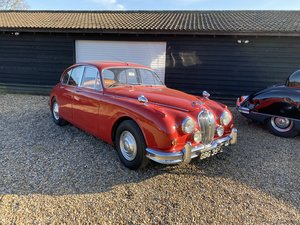 1967 Jaguar Mk2 3.4 RHD  For Sale