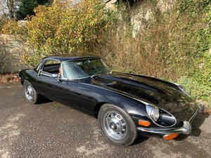 Picture of 1974 commemorative livery E Type  SOLD