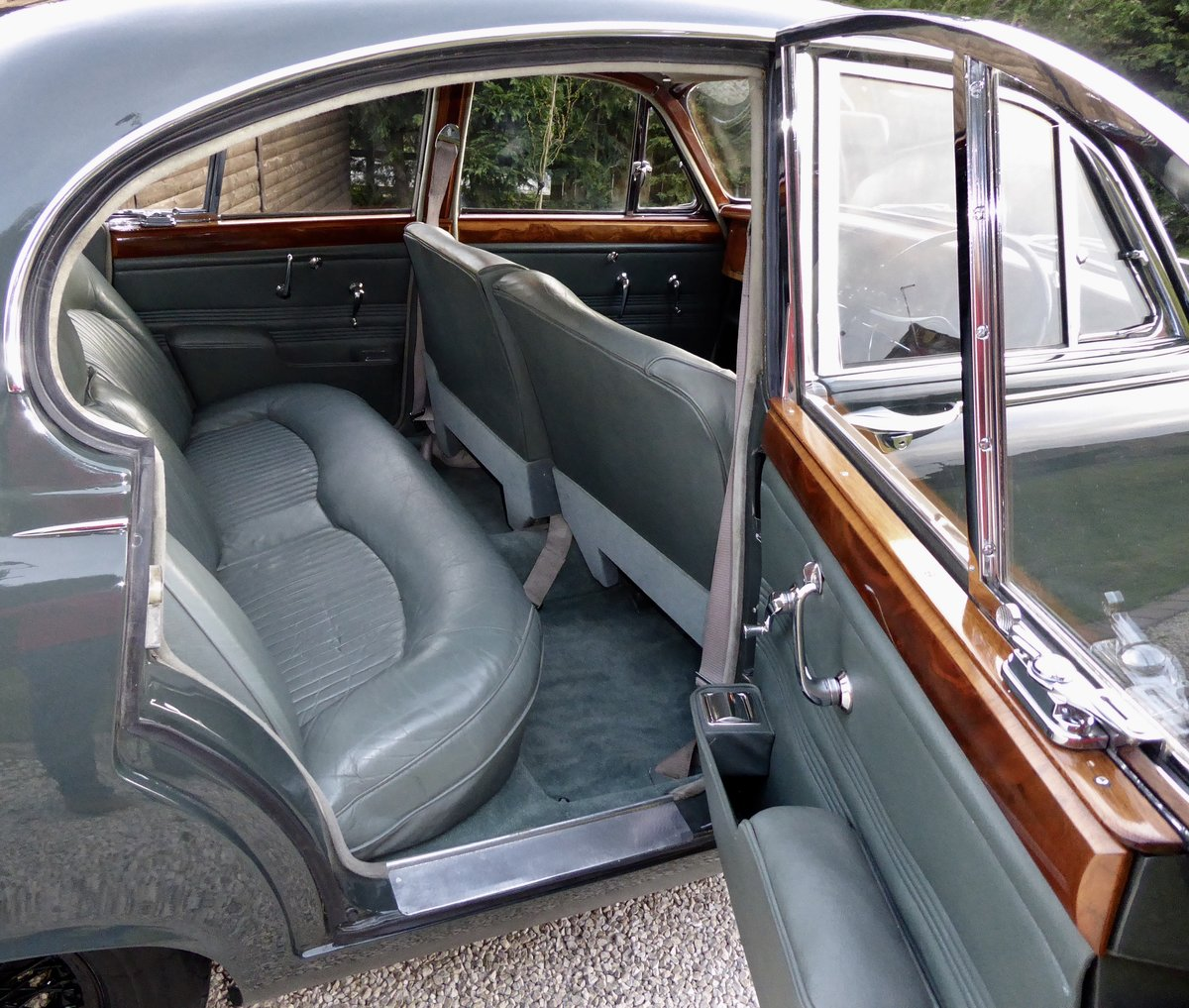1964 Jaguar 3.8 S-Type Manual Overdrive PAS For Sale (picture 5 of 6)