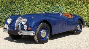 1954 Jaguar xk 140 ots roadster top condition, restored