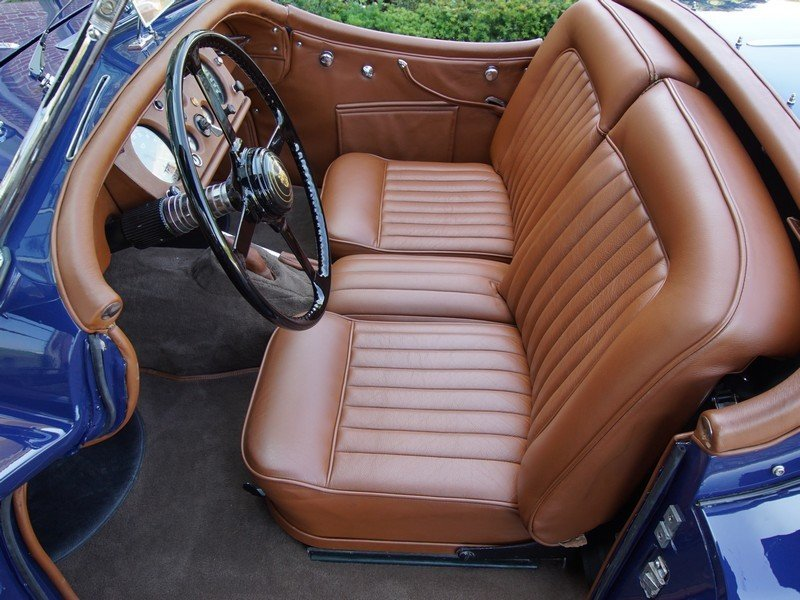 1954 Jaguar xk 140 ots roadster top condition, restored For Sale (picture 3 of 6)