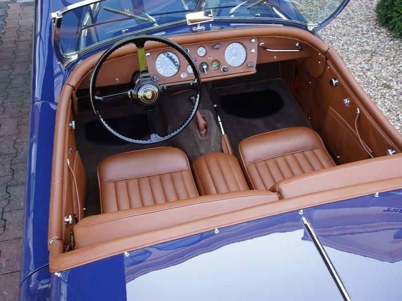 1954 Jaguar xk 140 ots roadster top condition, restored For Sale (picture 5 of 6)