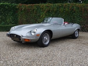 Jaguar E-Type Series 3 V12 matching colours and numbers, fac