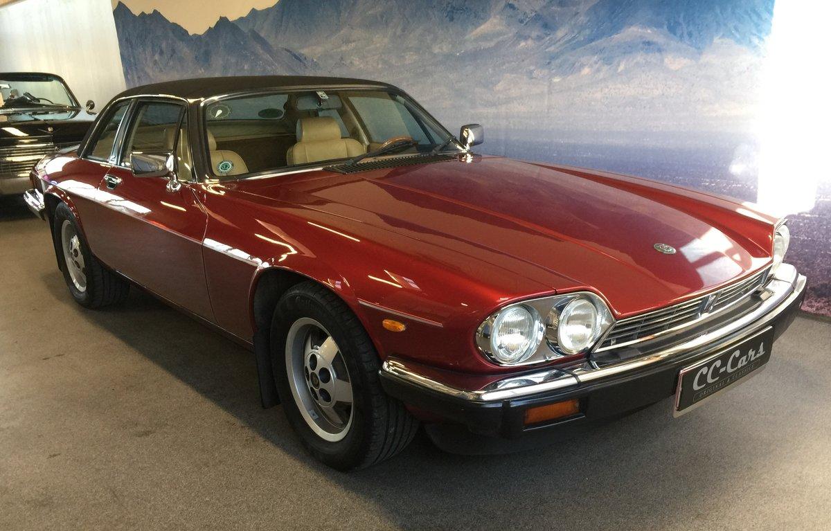 1986 Jaguar XJSC V12 'Targa'  For Sale (picture 1 of 6)