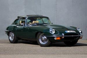 1970 Jaguar E-Type SII Coupé RHD
