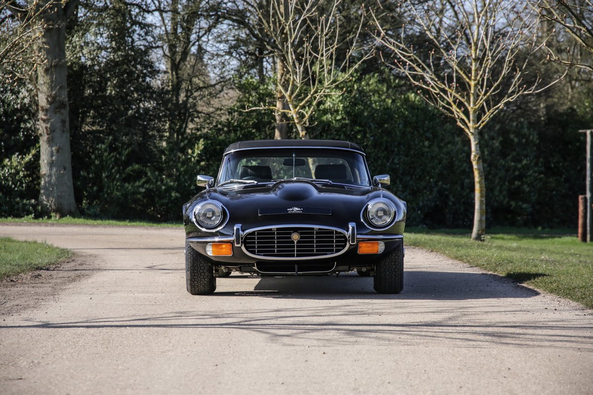 1974 Jaguar E-TYpe Series III V12 Roadster For Sale (picture 3 of 20)