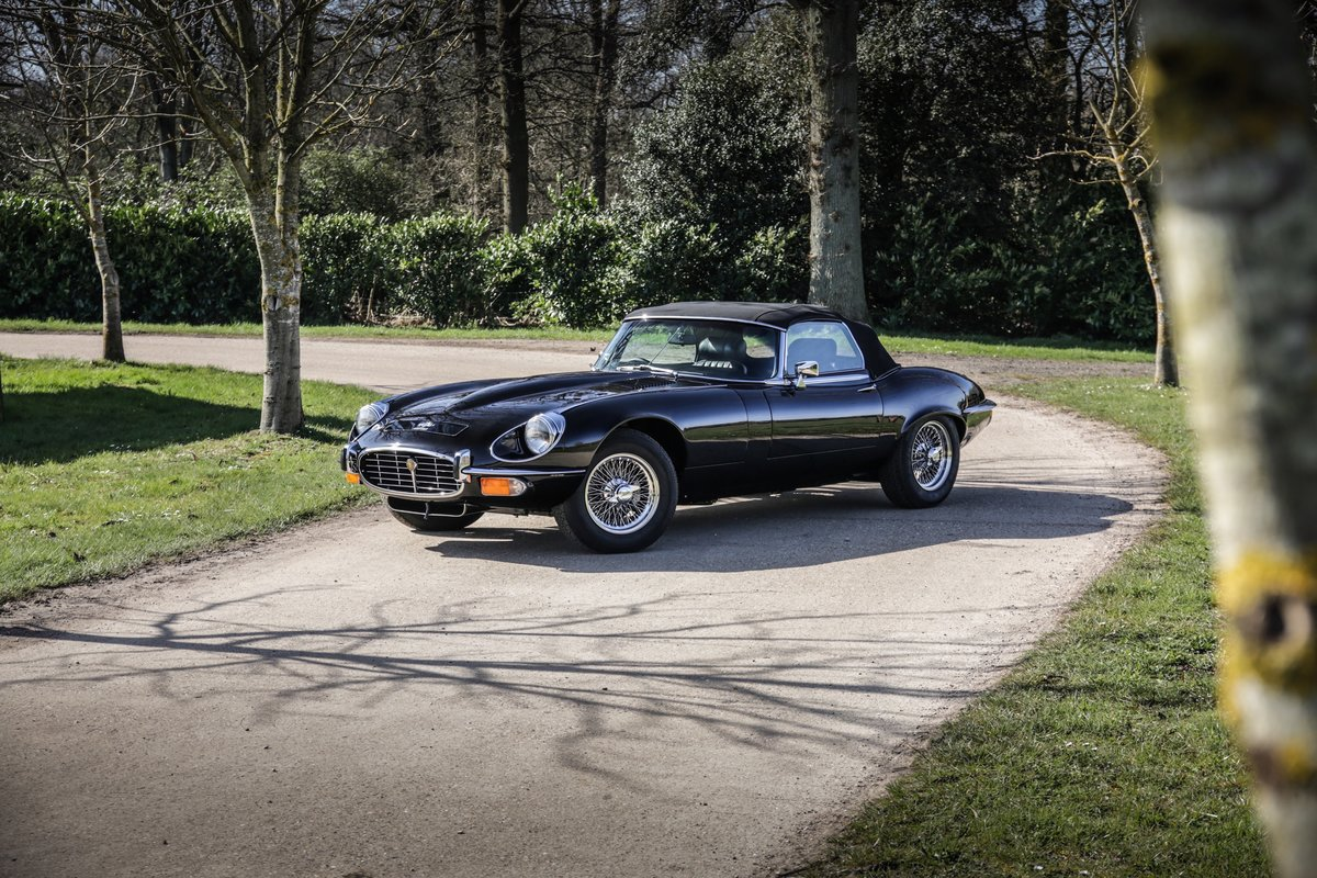 1974 Jaguar E-TYpe Series III V12 Roadster For Sale (picture 20 of 20)
