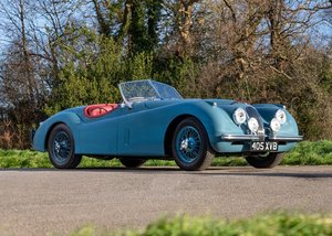 1954 Jaguar XK120 SE Roadster SOLD