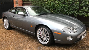 2004 Jaguar XKR 4.2 Supercharged