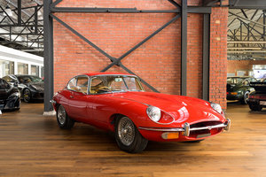1969 Jaguar E Type 4.2 Series 2 FHC