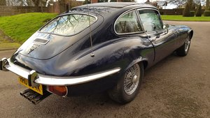 1971 Jaguar E-Type S3 V12 Series 3 5.3