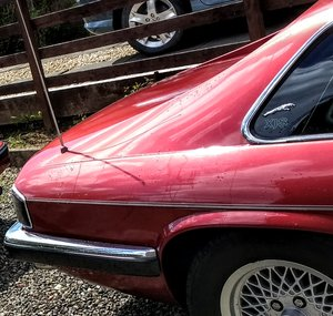1991 Jaguar 4litre XJS Auto Coupe