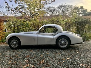 Jaguar XK120 3.4 Fixed Head Coupe