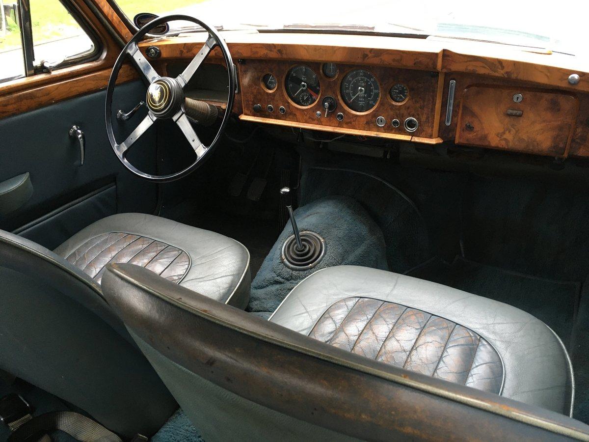 1959 JAGUAR MK1 3.4 SALOON For Sale (picture 3 of 6)