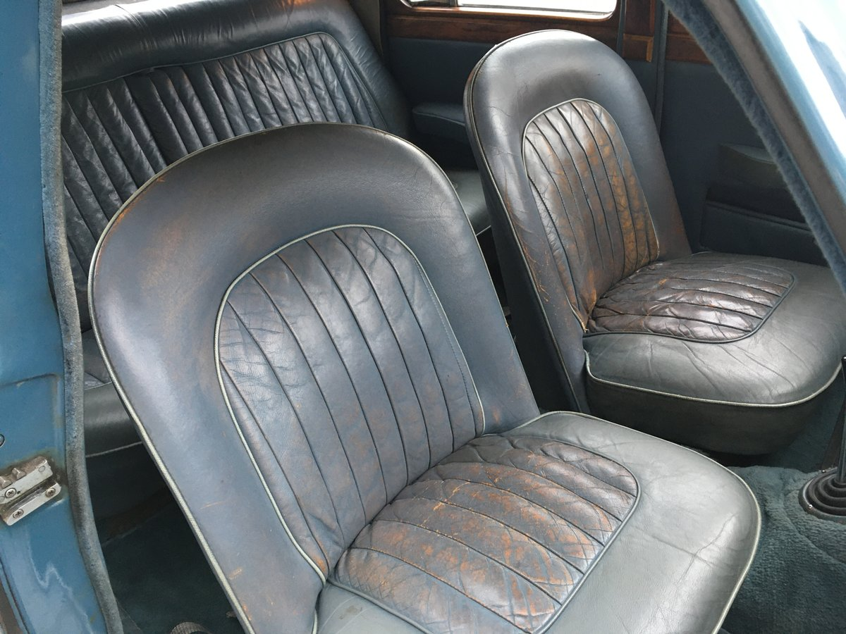 1959 JAGUAR MK1 3.4 SALOON For Sale (picture 4 of 6)