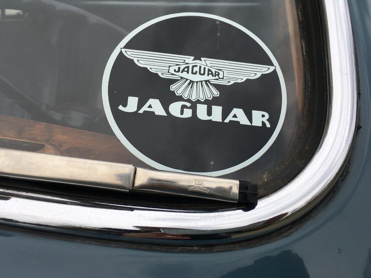 1959 JAGUAR MK1 3.4 SALOON For Sale (picture 6 of 6)
