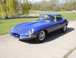 1966 Jaguar E Type Series 1 4.2 Coupe For Sale
