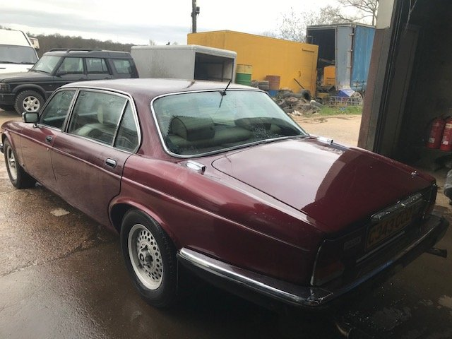 1986 JAGUAR XJ6 X10 COLEMAN MILNE LIMOUSINE For Sale (picture 2 of 6)