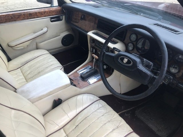 1986 JAGUAR XJ6 X10 COLEMAN MILNE LIMOUSINE For Sale (picture 6 of 6)