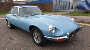1971 JAGUAR E-TYPE SERIES 3 2+2 COUPE     LOT: 247