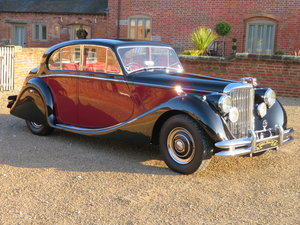1950 JAGUAR MKV SALOON 3.5 COVERED 57K MILES BELEIVED GENUINE