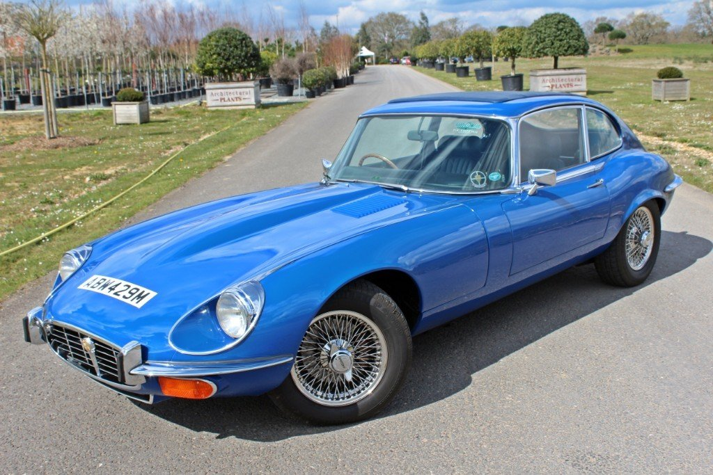 1973 Jaguar E-Type Series 3 2+2 For Sale (picture 2 of 10)