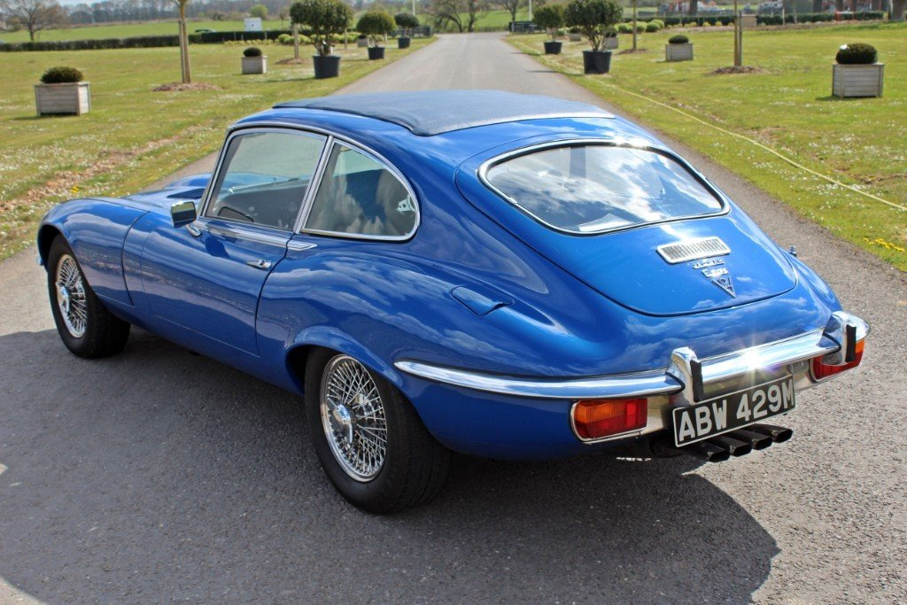 1973 Jaguar E-Type Series 3 2+2 For Sale (picture 3 of 10)