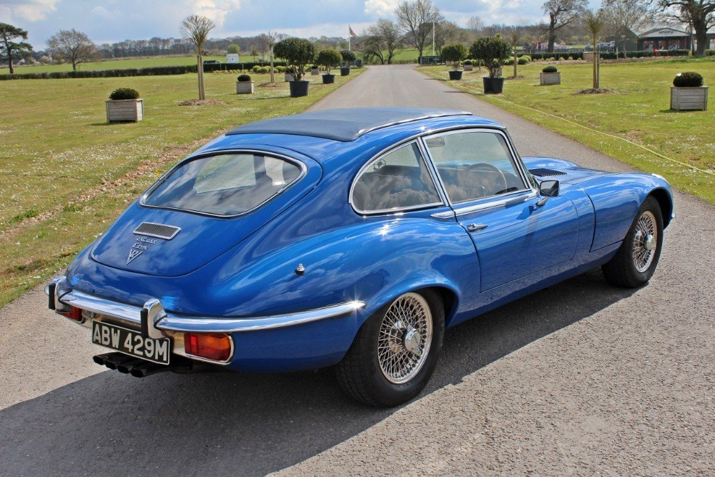 1973 Jaguar E-Type Series 3 2+2 For Sale (picture 4 of 10)