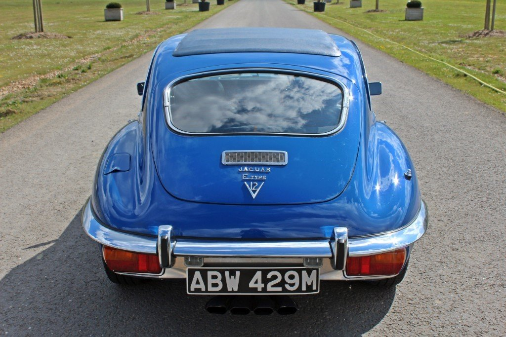 1973 Jaguar E-Type Series 3 2+2 For Sale (picture 5 of 10)