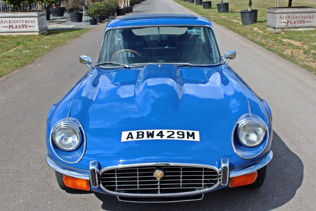 1973 Jaguar E-Type Series 3 2+2 For Sale (picture 6 of 10)
